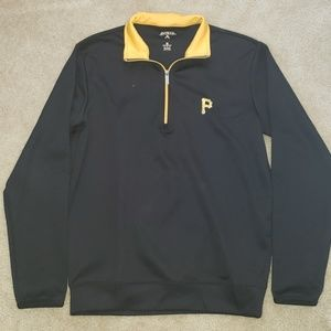 Pittsburgh Pirates 1/4 zip pullover